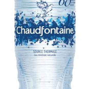 Chaudfontaine plat 1l