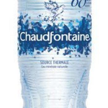 Chaudfontaine plat 1l x6