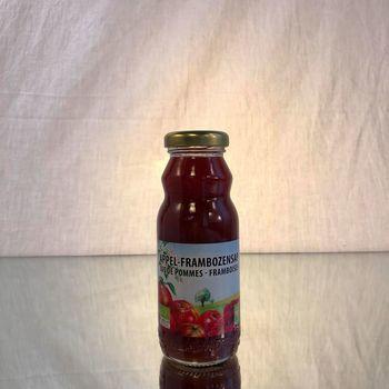 DE DRIE WILGEN (jus BIO) Pomme - Framboises 24x20CL