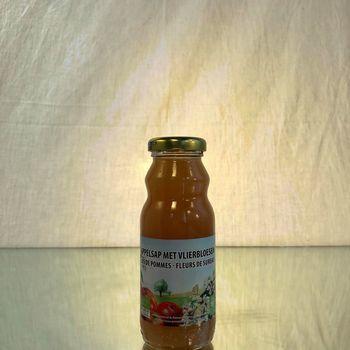 DE DRIE WILGEN (jus BIO) Pommes - Sureau  24x20CL