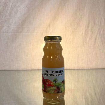 DE DRIE WILGEN (jus BIO) Pommes - Poires  24x20CL