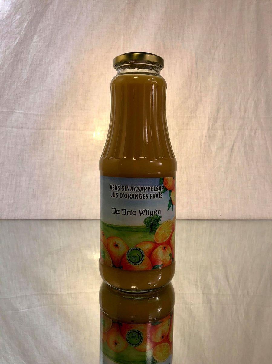 DE DRIE WILGEN (jus BIO) Oranges 24x20CL