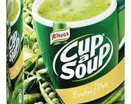 CUP A SOUP : POIS (x20)
