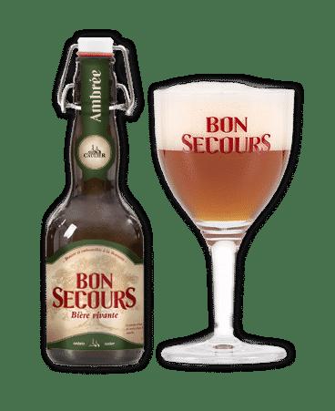 Bon Secours Ambrée(12x33cl)