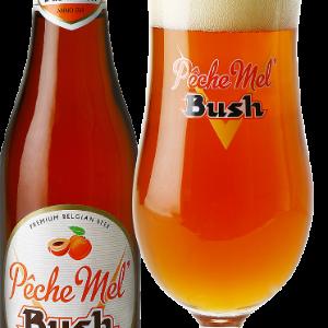 Pêche Mel Bush (24x33cl)