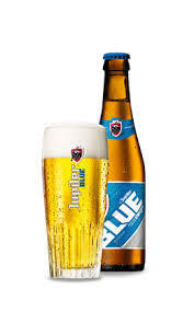 JUPILER BLUE 25CL X 24