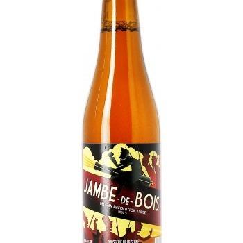 JAMBES DE BOIS 24X 0.33CL