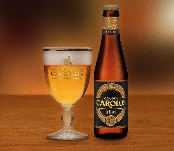 Gouden Carolus Tripel