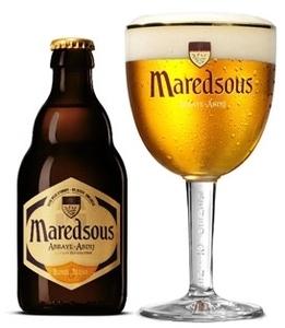 Maredsous Blonde (24x33cl)