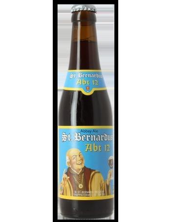 St Bernardus Abt 12 (24x33cl)