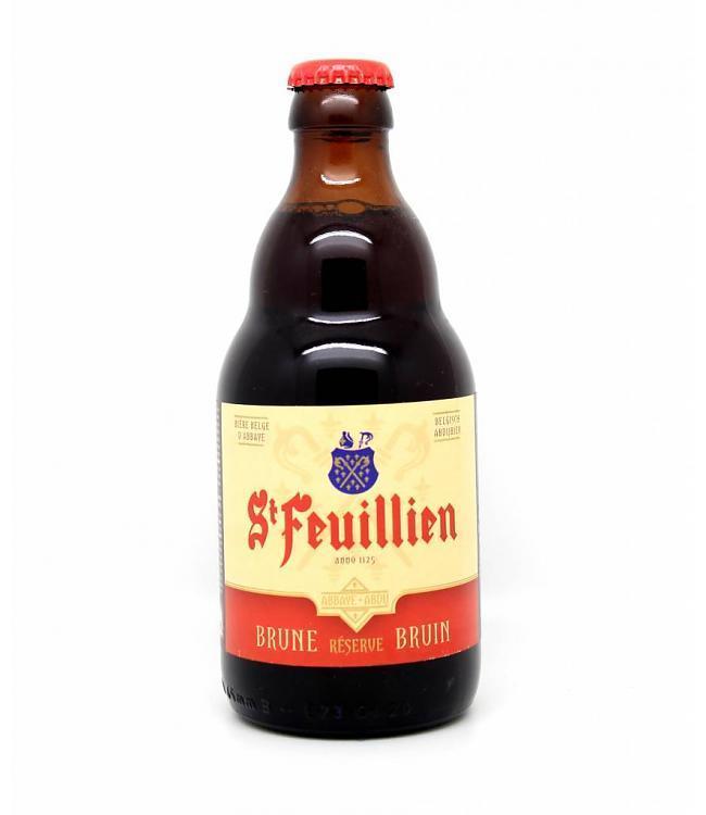Saint Feuillien Brune Réserve (24x33cl)