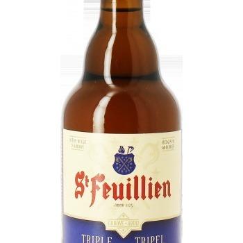 Saint Feuillien Tripel (24x33cl)