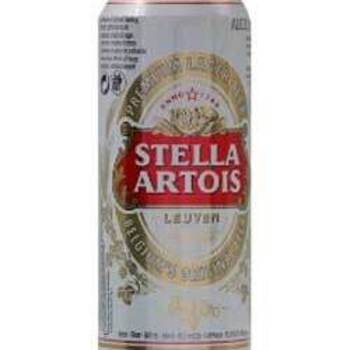STELLA 33CL CANS X 24