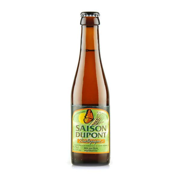 Saison Dupont Bio (24x33cl)
