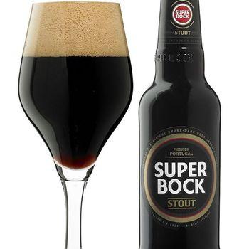 SUPER BOCK  STOUT (24x33cl)