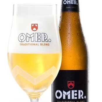 Omer Traditional Blonde (24x33cl)