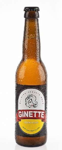 GINETTE BELGIAN ORGANIC BEER 24X33CL