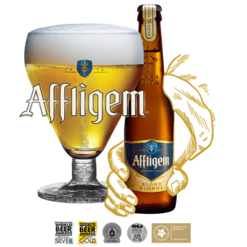 Affligem Blond (24 x 33cl)