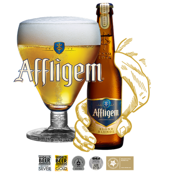 Affligem Blonde (24 x 33cl)