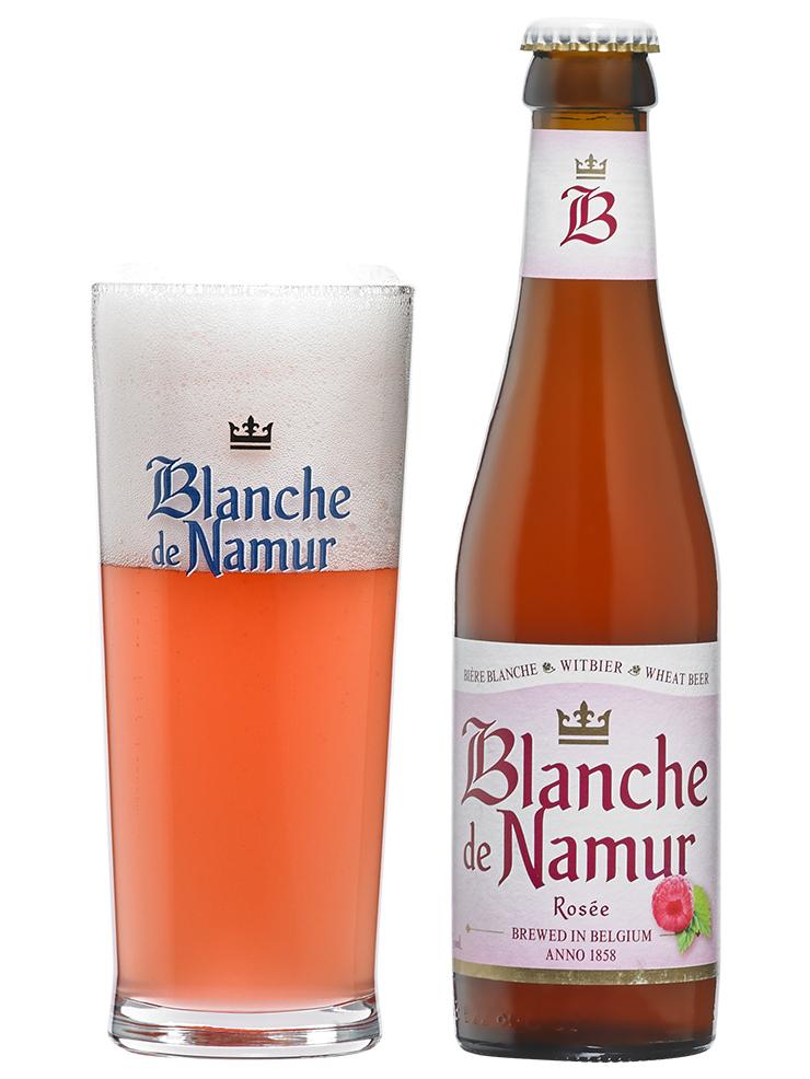 BLANCHE DE NAMUR ROSEE 24X25CL